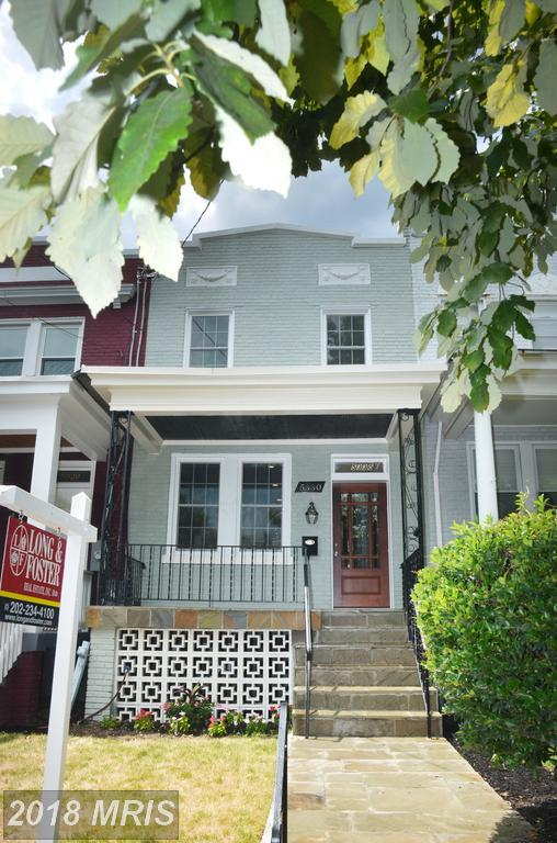 5330 5TH Street NW, Washington, DC 20011 (#DC10301449) :: Charis Realty Group