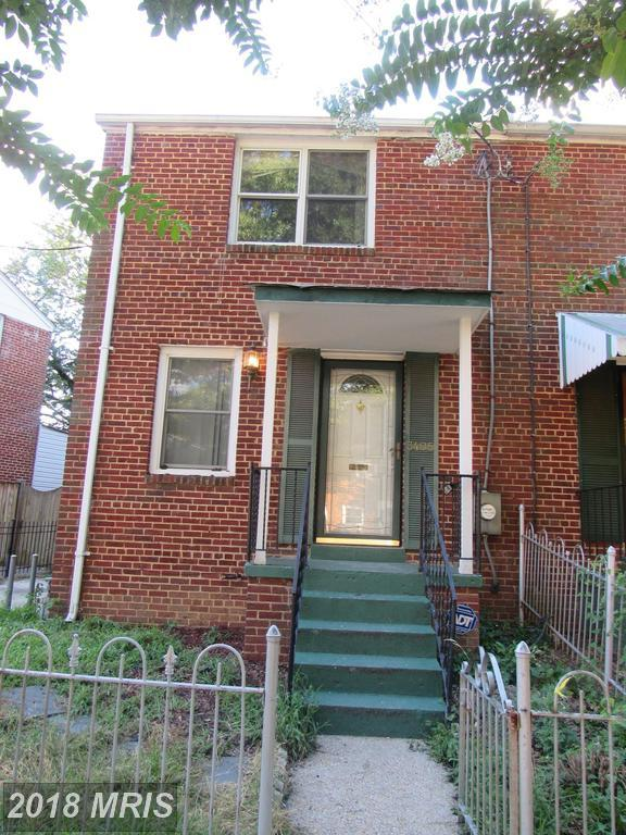 3405 24TH Street SE, Washington, DC 20020 (#DC10302732) :: Pearson Smith Realty