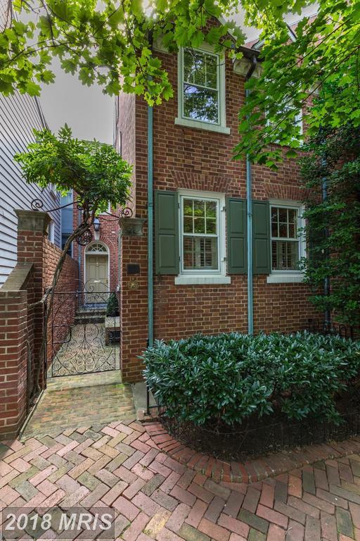 1621 34TH Street NW, Washington, DC 20007 (#DC10303015) :: Charis Realty Group
