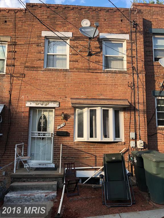 1314 Dexter Terrace SE, Washington, DC 20020 (#DC10319342) :: SURE Sales Group
