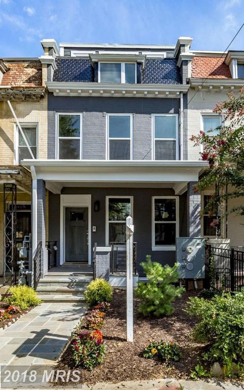 923 Shepherd NW A, Washington, DC 20011 (#DC10322905) :: Crossman & Co. Real Estate