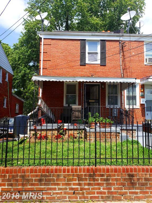 5452 C Street SE, Washington, DC 20019 (#DC10323868) :: Bob Lucido Team of Keller Williams Integrity