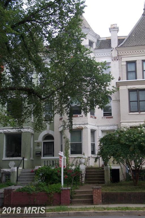1258 Columbia Road NW, Washington, DC 20009 (#DC10325715) :: Crossman & Co. Real Estate