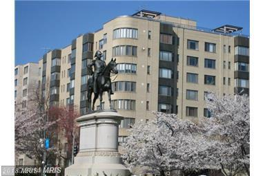 1 Scott Circle NW #513, Washington, DC 20036 (#DC10326086) :: Arlington Realty, Inc.