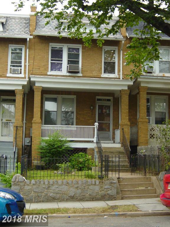 1426 Trinidad Avenue NE, Washington, DC 20002 (#DC10326126) :: Arlington Realty, Inc.