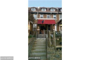 2031 2ND Street NE, Washington, DC 20002 (#DC10329892) :: Keller Williams Pat Hiban Real Estate Group