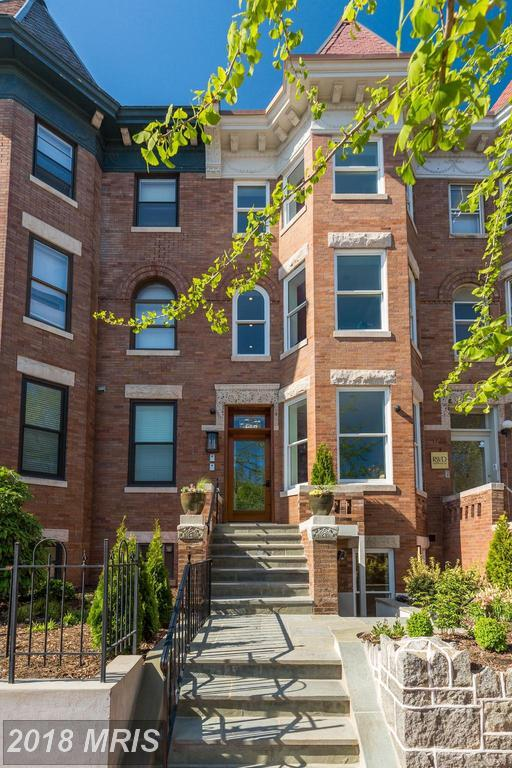 1777 T Street NW Ph5, Washington, DC 20009 (#DC10338181) :: The Foster Group