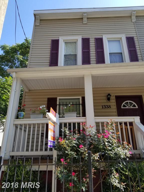 1338 Morris Road SE, Washington, DC 20020 (#DC10346164) :: Keller Williams Pat Hiban Real Estate Group
