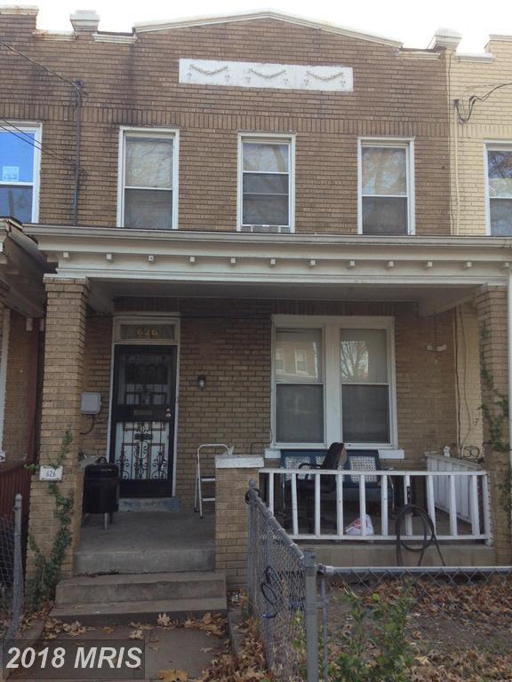626 Jefferson Street NW, Washington, DC 20011 (#DC10347580) :: Labrador Real Estate Team