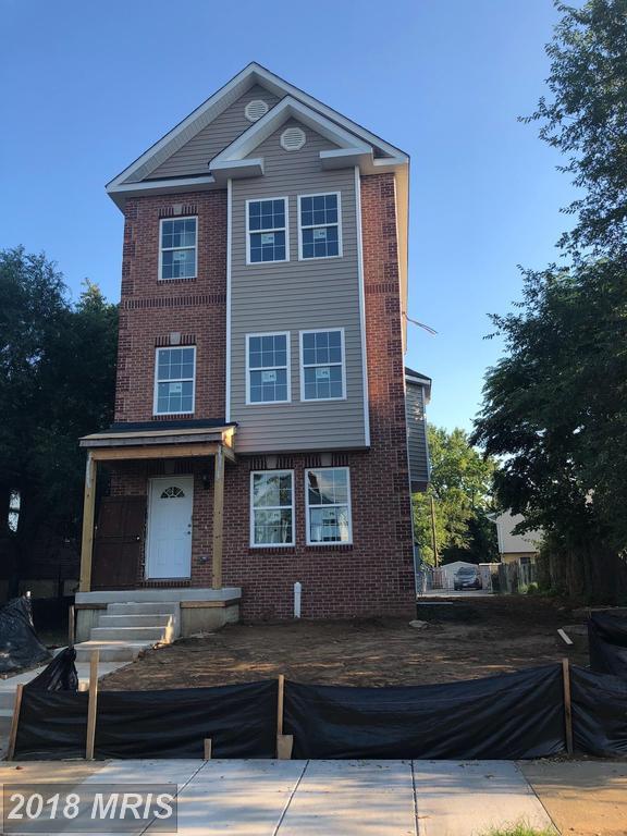 4609 Meade NE, Washington, DC 20019 (#DC10348127) :: Keller Williams Pat Hiban Real Estate Group