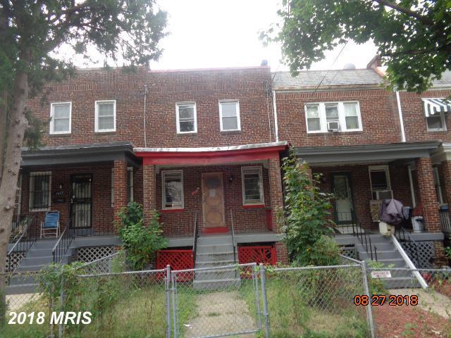 1615 R Street SE, Washington, DC 20020 (#DC10349774) :: Keller Williams Pat Hiban Real Estate Group