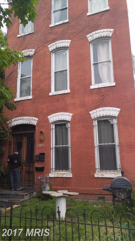 1407 10TH Street NW, Washington, DC 20001 (#DC9010759) :: Jim Bass Group of Real Estate Teams