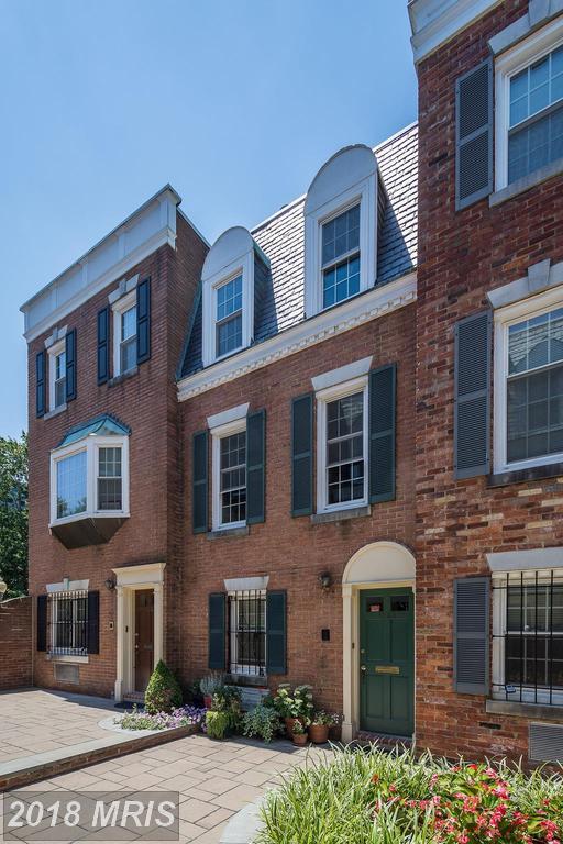 1853 Biltmore Street NW B, Washington, DC 20009 (#DC9011500) :: Pearson Smith Realty