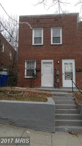 121 53RD Street SE, Washington, DC 20019 (#DC9855778) :: Pearson Smith Realty