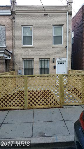 1843 Corcoran Street NE, Washington, DC 20009 (#DC9923944) :: Pearson Smith Realty