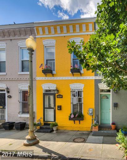 1239 Wylie Street NE, Washington, DC 20002 (#DC9970063) :: LoCoMusings