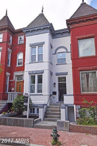 42 Seaton Place NW, Washington, DC 20001 (#DC9974528) :: Eng Garcia Grant & Co.