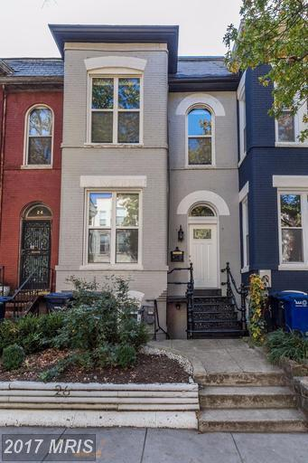 26 Quincy Place NW, Washington, DC 20001 (#DC9976479) :: A-K Real Estate