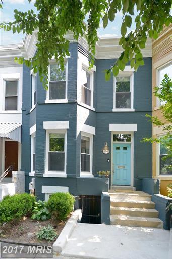 166 Bryant Street NW, Washington, DC 20001 (#DC9978704) :: LoCoMusings