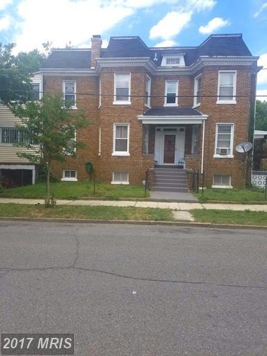 801 Crittenden Street NW, Washington, DC 20011 (#DC9982046) :: The Cruz Group