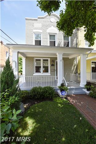 1812 Newton Street NE, Washington, DC 20018 (#DC9984036) :: LoCoMusings