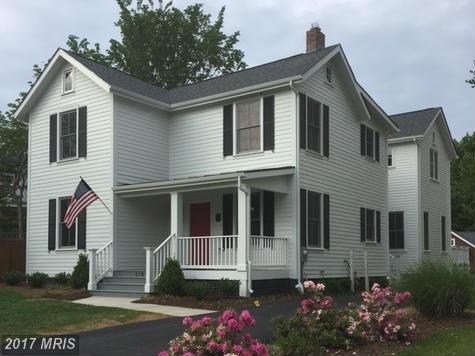 816 Park Avenue, Falls Church, VA 22046 (#FA10074355) :: Browning Homes Group