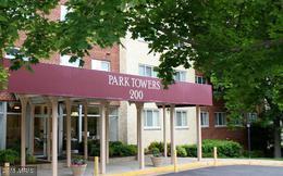 200 Maple Avenue N #504, Falls Church, VA 22046 (#FA10324624) :: Fine Nest Realty Group