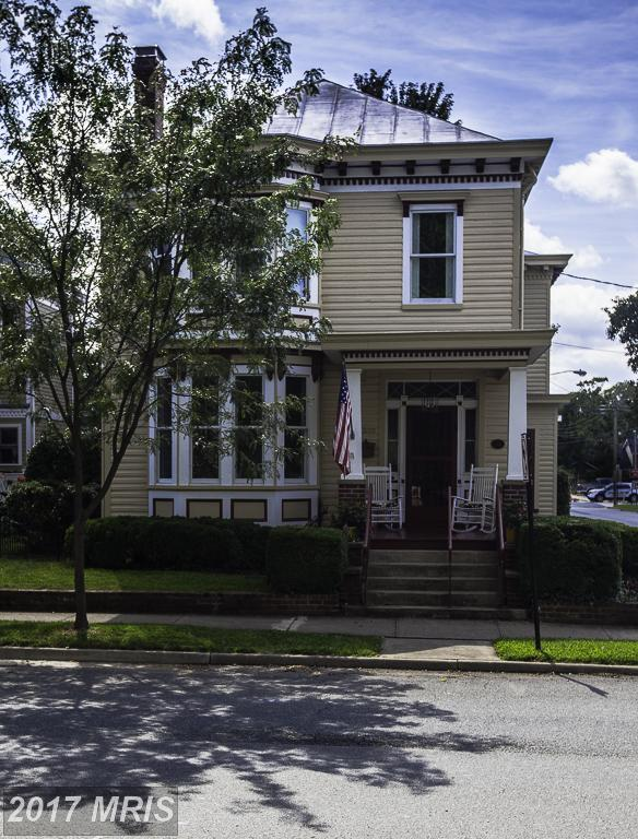 1518 Caroline Street, Fredericksburg, VA 22401 (#FB10045715) :: Pearson Smith Realty