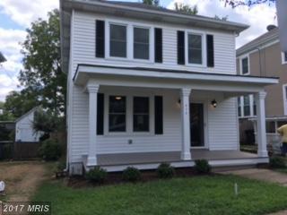814 Wolfe Street, Fredericksburg, VA 22401 (#FB10105485) :: United Real Estate Premier