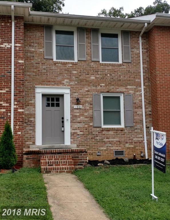 180 Farrell Lane, Fredericksburg, VA 22401 (#FB10321423) :: Browning Homes Group