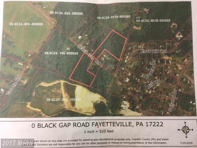 Black Gap Road, Fayetteville, PA 17222 (#FL10107555) :: Pearson Smith Realty