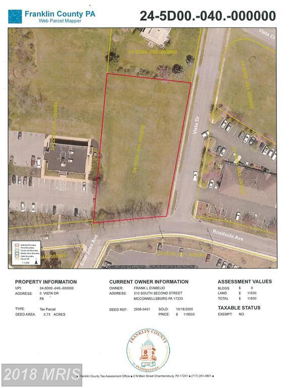 Vista Drive, Waynesboro, PA 17268 (#FL10156725) :: AJ Team Realty