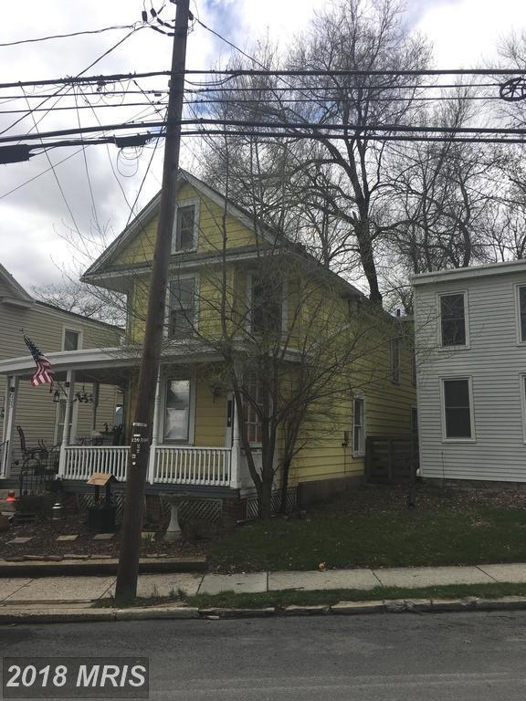 225 Franklin Street, Chambersburg, PA 17201 (#FL10214309) :: RE/MAX Executives