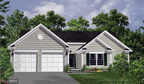 LOT 1 Oak Shade Road, Bealeton, VA 22712 (#FQ10060580) :: The Hagarty Real Estate Team