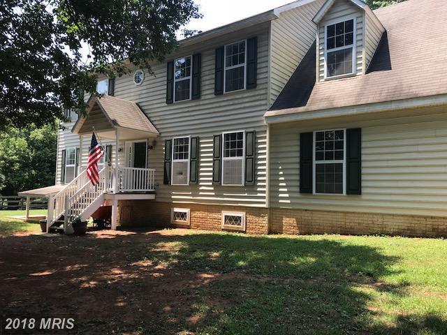 9900 Foxville Road, Warrenton, VA 20186 (#FQ10299655) :: The Hagarty Real Estate Team