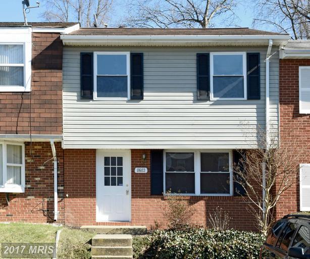 8603 Colston Court, Marshall, VA 20115 (#FQ9931930) :: LoCoMusings