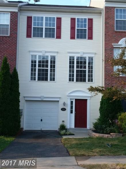 2103 Paxton Terrace, Frederick, MD 21702 (#FR10008404) :: Pearson Smith Realty
