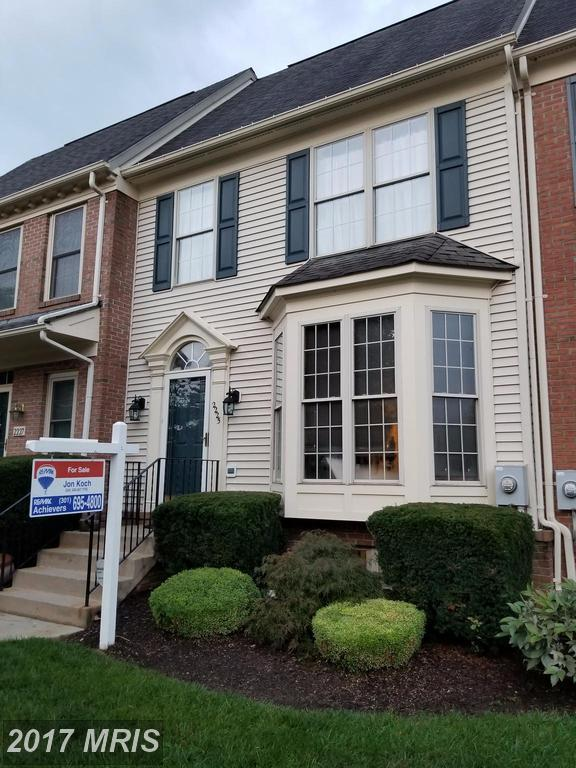 2225 Village Square Road, Frederick, MD 21701 (#FR10031251) :: Pearson Smith Realty