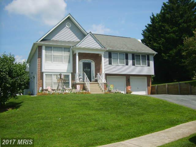 306 Washington Street, Middletown, MD 21769 (#FR10033070) :: ReMax Plus