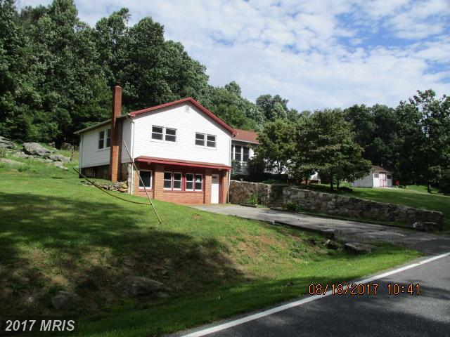 14826 Quirauk School Road, Sabillasville, MD 21780 (#FR10036796) :: Pearson Smith Realty