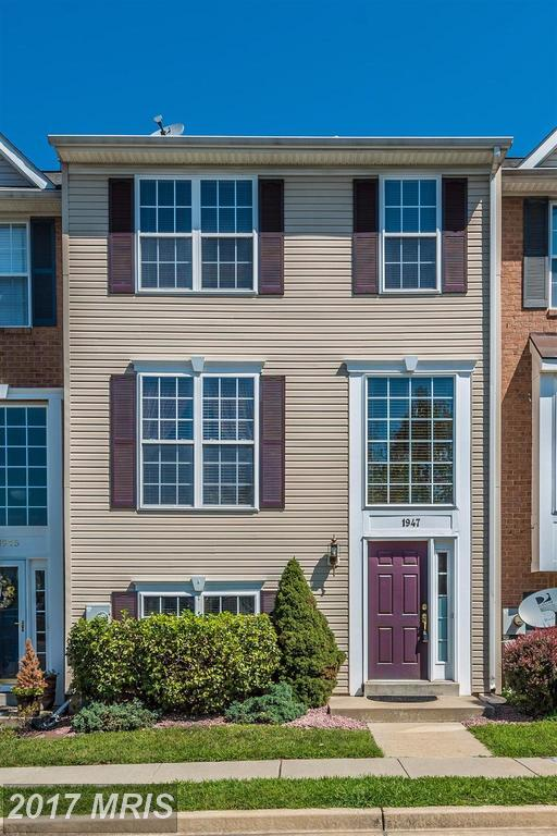1947 Crossing Stone Court, Frederick, MD 21702 (#FR10041588) :: Pearson Smith Realty