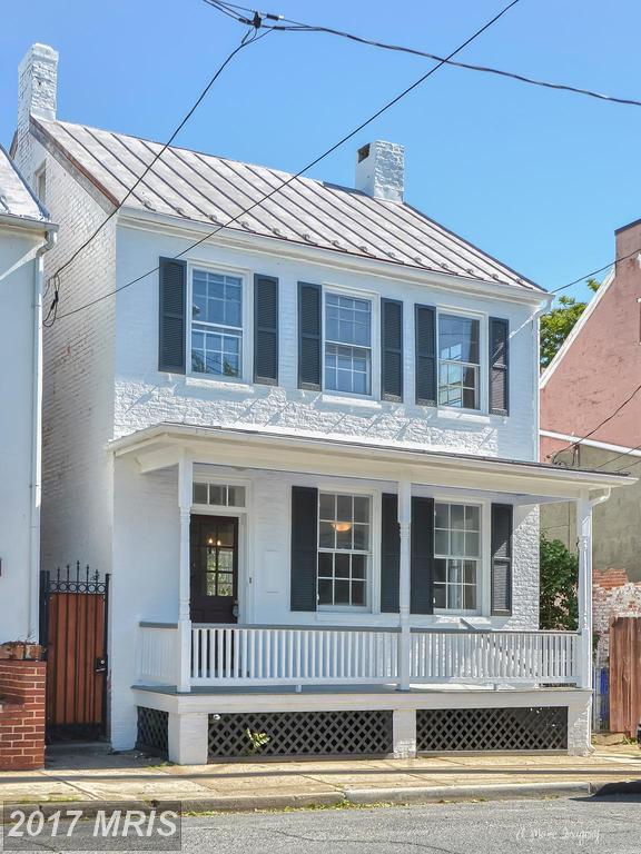 123 5TH Street W, Frederick, MD 21701 (#FR10045445) :: Pearson Smith Realty