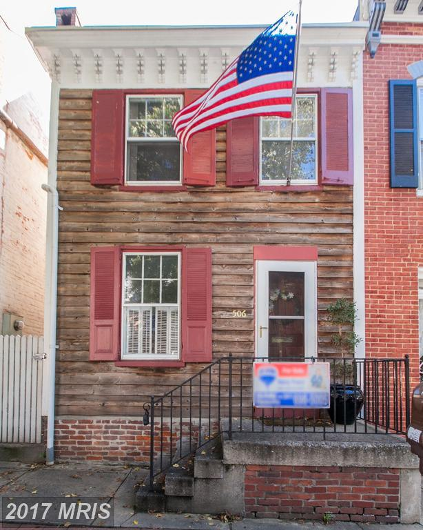 506 Market Street, Frederick, MD 21701 (#FR10049247) :: Pearson Smith Realty