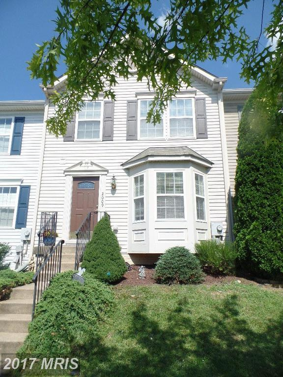 2009 Rosecrans Court, Frederick, MD 21702 (#FR10050112) :: Pearson Smith Realty