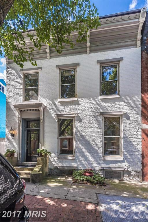 213 Market Street, Frederick, MD 21701 (#FR10052357) :: Pearson Smith Realty