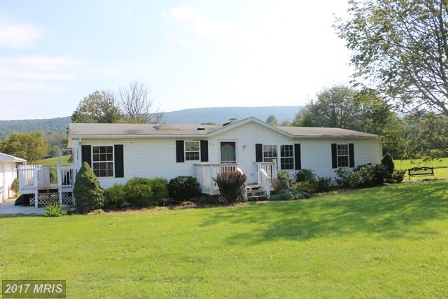 9005 Hollow Road, Middletown, MD 21769 (#FR10061569) :: The Maryland Group of Long & Foster