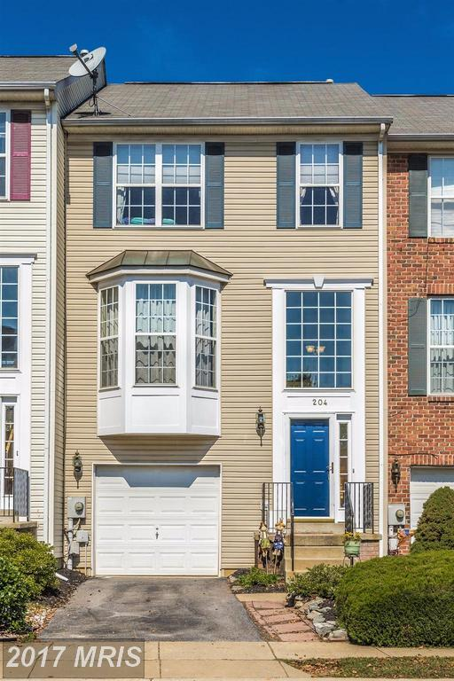 204 Harpers Way, Frederick, MD 21702 (#FR10062593) :: Ultimate Selling Team