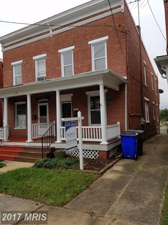 210 Washington Street, Frederick, MD 21701 (#FR10082028) :: Ultimate Selling Team