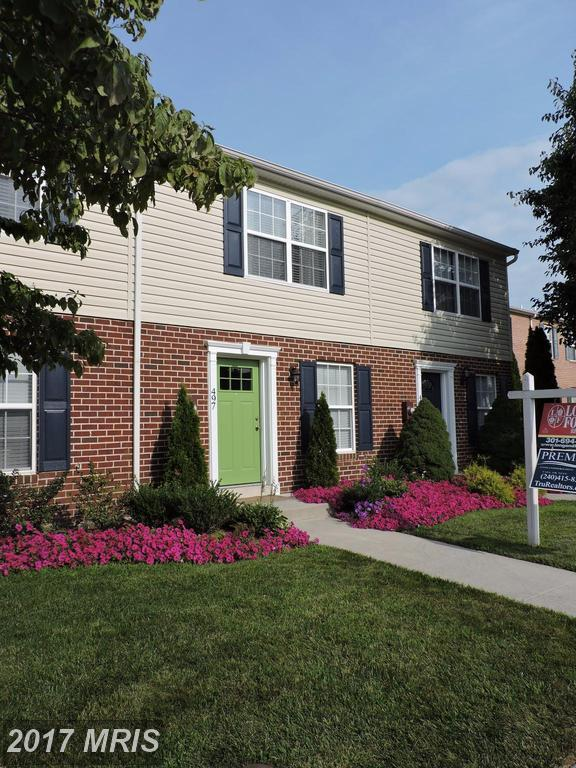 495 Arwell Court, Frederick, MD 21703 (#FR10082045) :: LoCoMusings