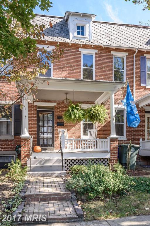 720 Trail Avenue, Frederick, MD 21701 (#FR10082611) :: Pearson Smith Realty